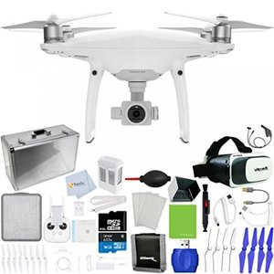 This bundle includes:DJI Phantom 4 Pro Quadcopter ...