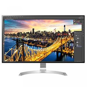 モニタ LG 32UD89-W 32-Inch 4K UHD IPS Monitor with US...