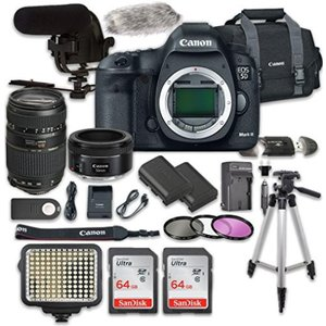 This Canon Camera Bundle comes complete with All S...