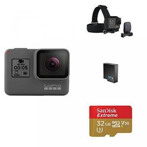 GoPro HERO5 BlackGoPro Headstrap Mount + Quick Cli...