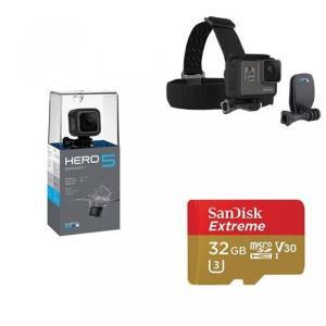 GoPro HERO5 SessionGoPro Headstrap Mount + Quick C...