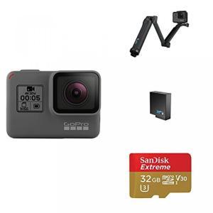 GoPro HERO5 BlackGoPro 3-Way Grip, Arm, TripodGoPr...