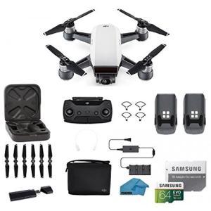 アクションカメラ DJI Spark Intelligent Portable Mini Drone...