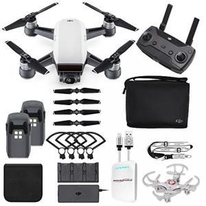 アクションカメラ DJI Spark Fly More Combo + Extra Accessor...