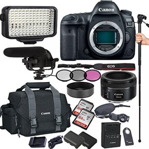 This Canon Camera Bundle comes complete with Manuf...