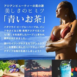 青いお茶 バタフライピー 2袋セット メール便対応|sonique|04