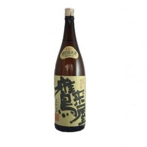鷹来屋 特別純米酒 1800ml