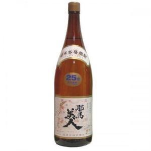 耶馬美人 純米焼酎 25度 1800ml 旭酒造