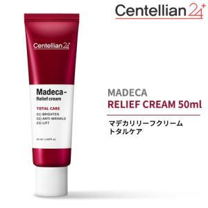 CENTELLIAN24  Madeca Relief Cream 50ml マデカ リリーフクリーム センテリアン24 韓国コスメ スキンケア 美白 シワ 保湿 シミ 韓国化粧品 フェイスクリーム|soo-soo