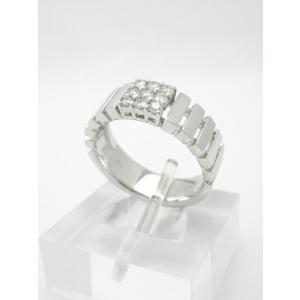CONCORD コンコルド プラチナダイヤモンドリング Pt900 ダイヤ0.27ct 17号 指輪 |sophianetshop
