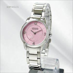 コーチ COACH 14501615 クラシック シグネチャー 腕時計 レディース (ST) (長期保証3年付)|sophias