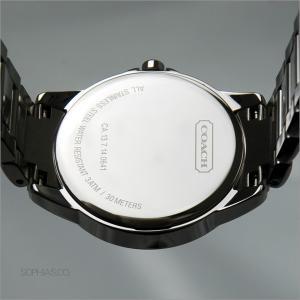 コーチ COACH 14501615 クラシック シグネチャー 腕時計 レディース (ST) (長期保証3年付)|sophias|05