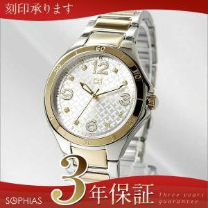 トミー ヒルフィガー 1781315 TOMMY HILFIGER クオーツ レディース 腕時計 (ST) (長期保証3年付) sophias