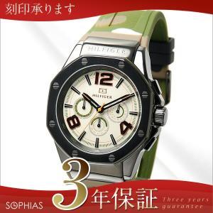 トミー ヒルフィガー 1790925 TOMMY HILFIGER クオーツ メンズ 腕時計 (ST) (長期保証3年付) sophias