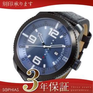 トミー ヒルフィガー 1791016 TOMMY HILFIGER クオーツ メンズ 腕時計 (ST) (長期保証3年付) sophias