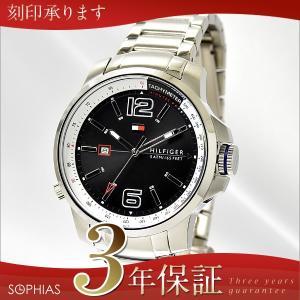 トミー ヒルフィガー 1791222 TOMMY HILFIGER クオーツ メンズ 腕時計 (ST) (長期保証3年付) sophias