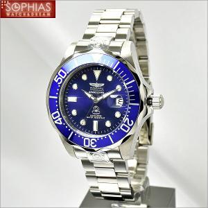 INVICTA インビクタ メンズ腕時計 3045 PRO DIVER プロダイバー 300m防水 自動巻  (長期保証3年付)|sophias