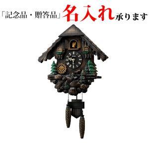 リズム時計 クオーツ鳩時計 4MJ422SR06 カッコーヴァルト|sophias