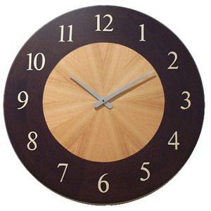 ピロンディーニ ART030 Pirondini 木製掛け時計 寄木細工 Teseo 30|sophias