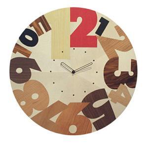 ピロンディーニ ART032 Pirondini 木製掛け時計 Ortondo 32|sophias