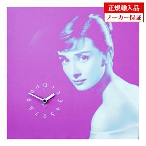 ピロンディーニ ART058 Pirondini 木製掛け時計 Audrey 58|sophias