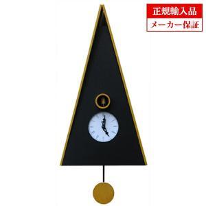 ピロンディーニ 102-YELLOW Pirondini 木製鳩時計 Norimberga 102 イエロー|sophias