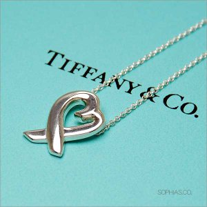 TIFFANY&CO ティファニー 10993148/756925 ネックレス ラヴィングハート|sophias|02