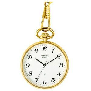 シチズン CITIZEN 懐中時計 ポケットウオッチ BC0422-57A ゴールド|sophias