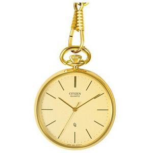 シチズン CITIZEN 懐中時計 ポケットウオッチ BC0422-65E ゴールド|sophias