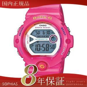 カシオ ベビーG BG-6903-4BJF フォー・ランニング 腕時計 ピンク (長期保証8年付)|sophias