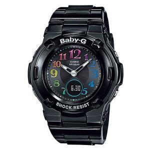 カシオ ベビーG BGA-1110GR-1BJF トリッパー 電波ソーラー 腕時計 ブラック (長期保証8年付)|sophias