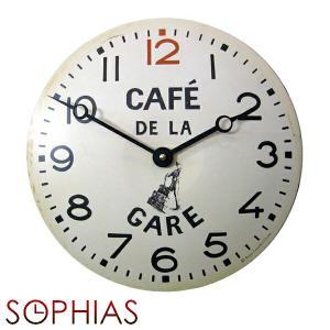 ロジャーラッセル CT/GARE ROGER LASCELLES 掛け時計 ステーションクロック GARE|sophias