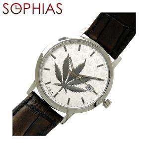 ルシアン ペラフィネ DR05 クオーツ リーフ 腕時計 (ST) (長期保証3年付)|sophias
