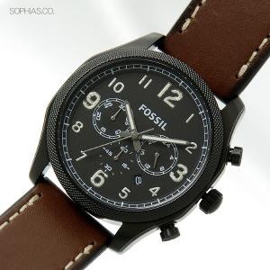 フォッシル FOSSIL FS4887 フォーマン クロノグラフ クオーツ 腕時計 (ST) (長期保証3年付) sophias