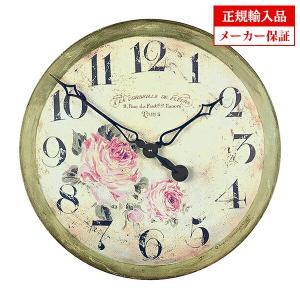ロジャーラッセル GAL/FLORIST ROGER LASCELLES 掛け時計 フローラルクロック|sophias