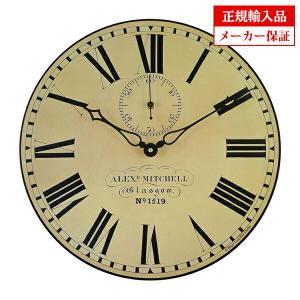 ロジャーラッセル GAL/GLAS ROGER LASCELLES 掛け時計 ステーションクロック 50cm|sophias
