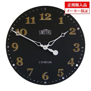 ロジャーラッセル GAL/SMITHS/BLACK ROGER LASCELLES 掛け時計 スミスデザイン|sophias