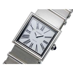 シャネル CHANEL H0827 マドモアゼル クオーツ 腕時計|sophias