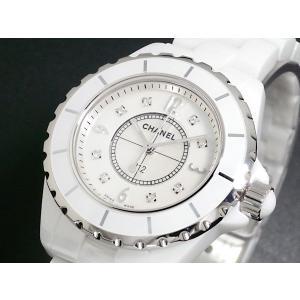 シャネル CHANEL H2422 J12 ダイヤ 腕時計|sophias