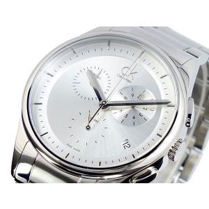 カルバン クライン K2A27120 CALVIN KLEIN クロノグラフ 腕時計|sophias