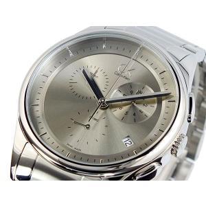 カルバン クライン K2A27126 CALVIN KLEIN クロノグラフ 腕時計|sophias