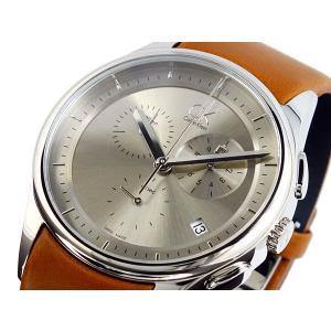 カルバン クライン K2A27141 CALVIN KLEIN クロノグラフ 腕時計|sophias