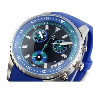 カルバン クライン K3217377 CALVIN KLEIN チャレンジ 腕時計|sophias