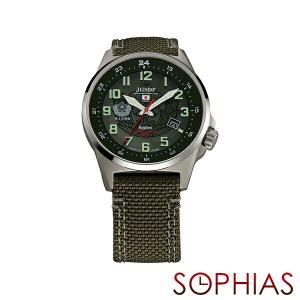 ケンテックス S715M-01 腕時計 自衛隊モデル JSDFソーラースタンダード 陸上自衛隊 グリ...