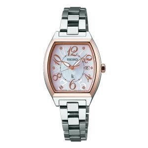 セイコー ルキア SSVN026 SEIKO LUKIA ソーラー時計 レディース (長期保証5年付)|sophias