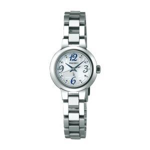 セイコー ルキア SSVR125 SEIKO LUKIA ソーラー時計 レディース (長期保証5年付)|sophias