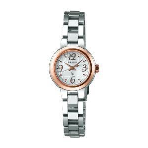 セイコー ルキア SSVR126 SEIKO LUKIA ソーラー時計 レディース (長期保証5年付)|sophias