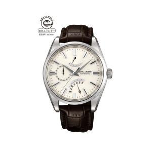 オリエント 腕時計 WE0021JD ロイヤルオリエント 自動巻 メンズ (長期保証5年付)|sophias