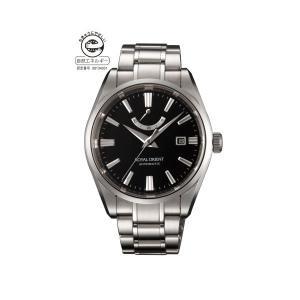オリエント 腕時計 WE0031EK ロイヤルオリエント 自動巻 メンズ (長期保証5年付)|sophias