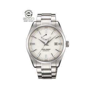 オリエント 腕時計 WE0041EK ロイヤルオリエント 自動巻 メンズ (長期保証5年付)|sophias